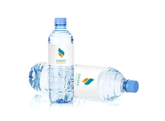Distilled Water Bottle Brands from swami traders